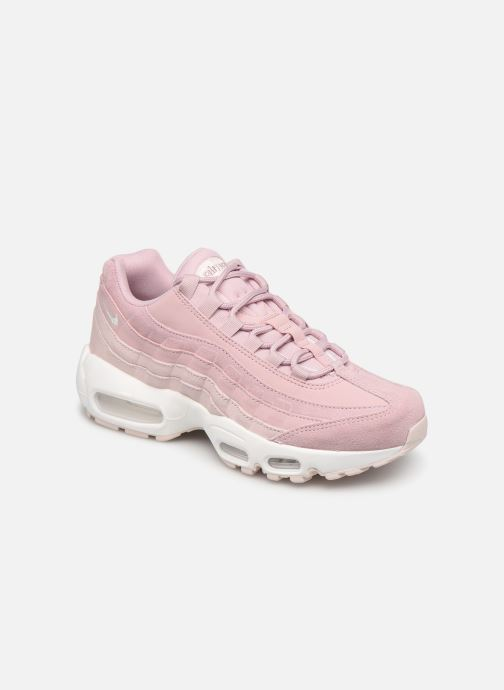 Baskets Nike Wmns Air Max 95 Prm Rose vue détail/paire