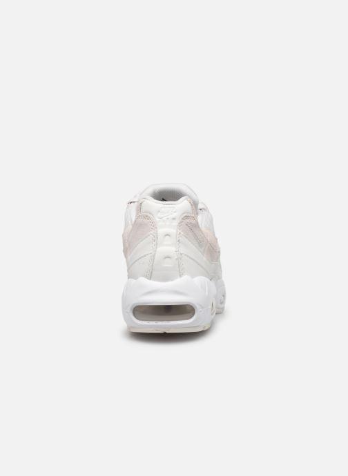 Baskets Nike Wmns Air Max 95 Prm Blanc vue droite