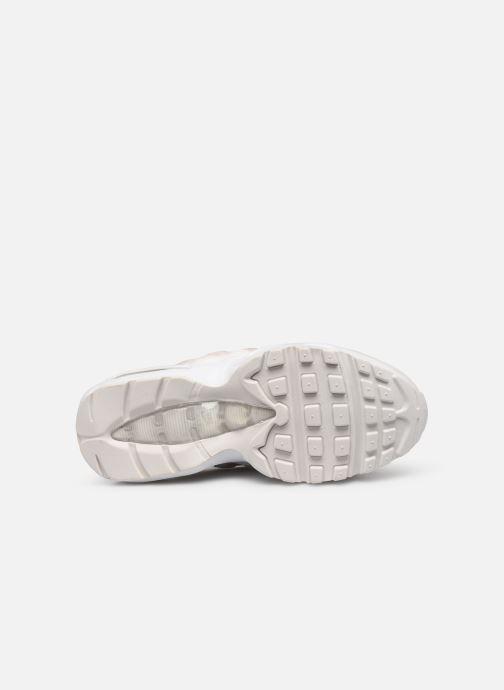 Baskets Nike Wmns Air Max 95 Prm Blanc vue haut
