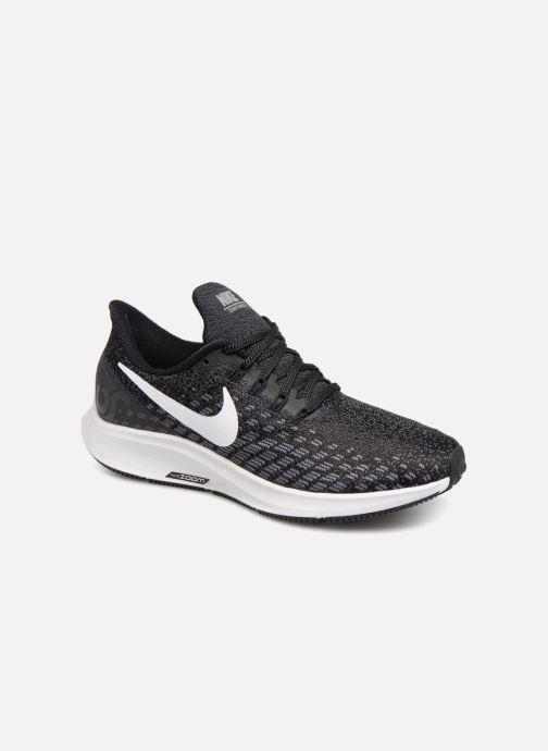 Chaussures de sport Nike Wmns Nike Air Zoom Pegasus 35 Gris vue détail/paire