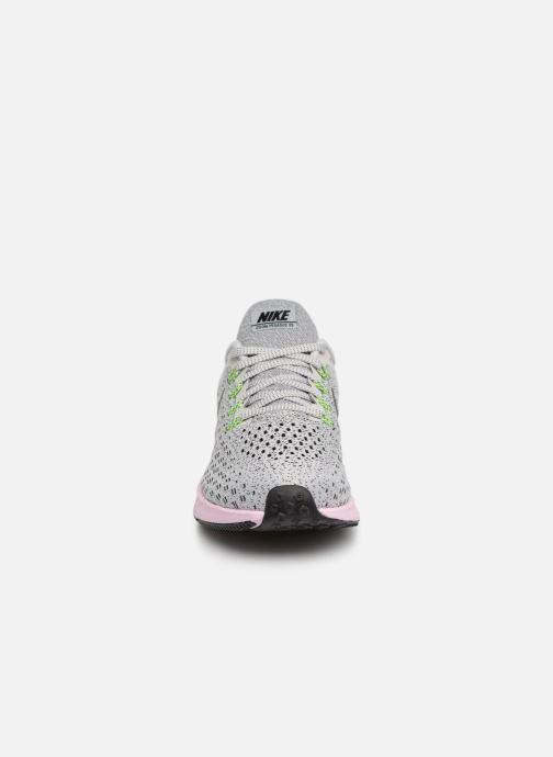 Chaussures de sport Nike Wmns Nike Air Zoom Pegasus 35 Gris vue portées chaussures