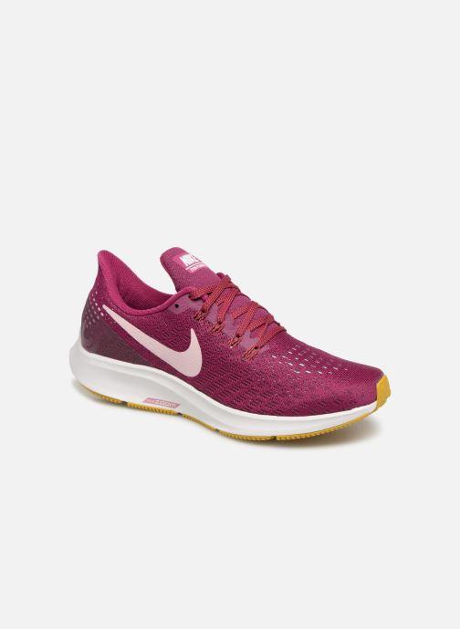 save off 893fa e615e Chaussures de sport Nike Wmns Nike Air Zoom Pegasus 35 Violet vue  détail paire