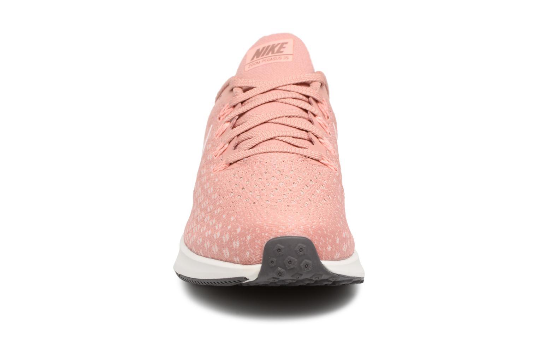 Sportschuhe Nike Wmns Nike Air Zoom Pegasus 35 rosa schuhe getragen