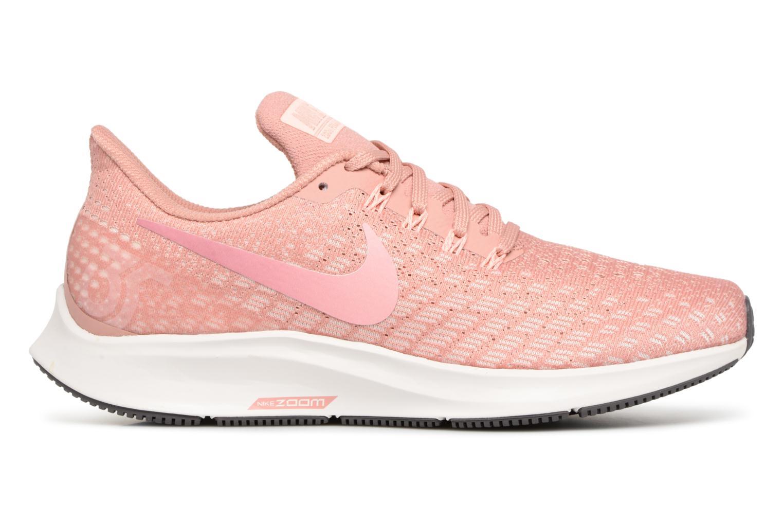 Sportschuhe Nike Wmns Nike Air Zoom Pegasus 35 rosa ansicht von hinten