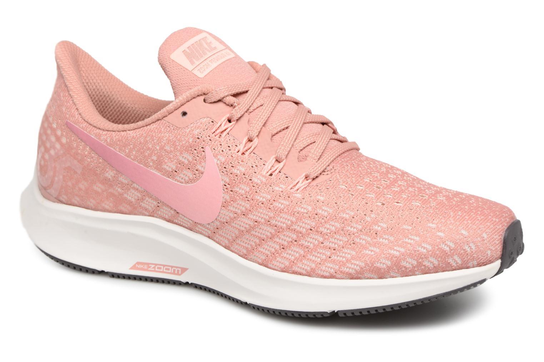 Sportschuhe Nike Wmns Nike Air Zoom Pegasus 35 rosa detaillierte ansicht/modell