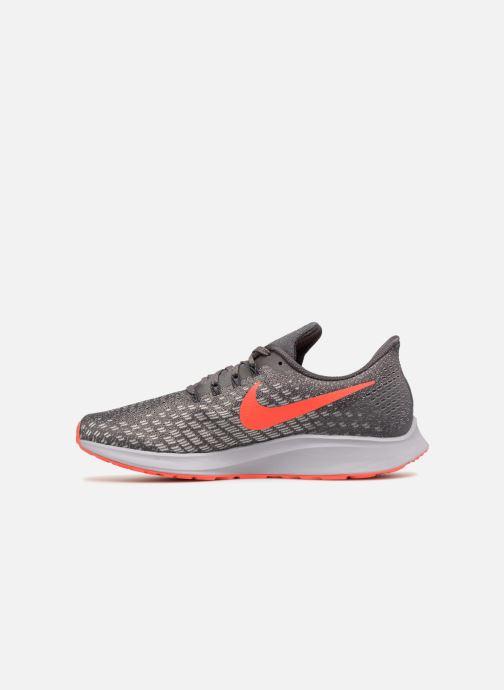 Sportschuhe Nike Nike Air Zoom Pegasus 35 grau ansicht von vorne