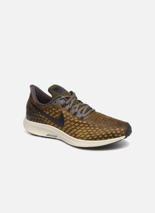 Zapatillas de deporte Nike Nike Air Zoom Pegasus 35 Marrón vista de detalle / par