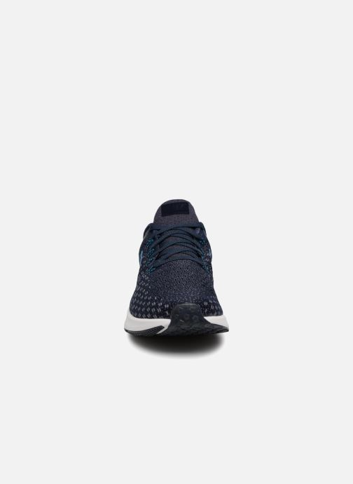 Sportschuhe Nike Nike Air Zoom Pegasus 35 blau schuhe getragen