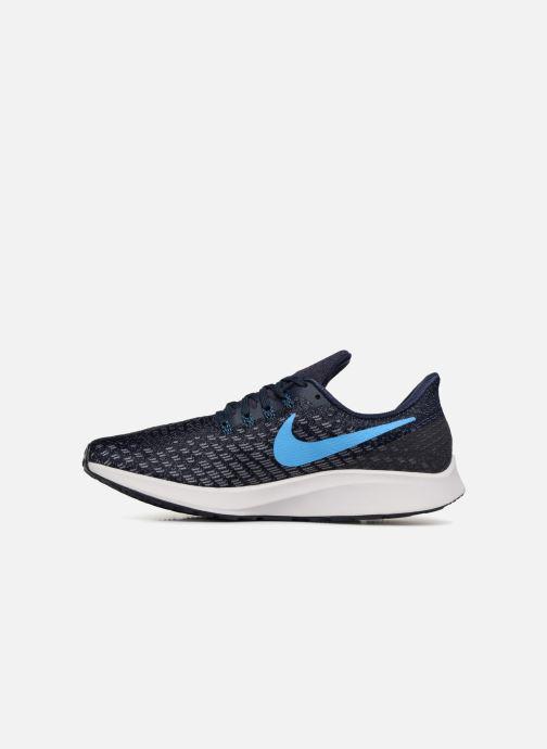Sportschuhe Nike Nike Air Zoom Pegasus 35 blau ansicht von vorne