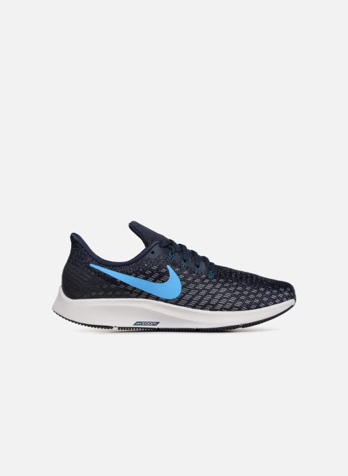 Sportschuhe Nike Nike Air Zoom Pegasus 35 blau ansicht von hinten