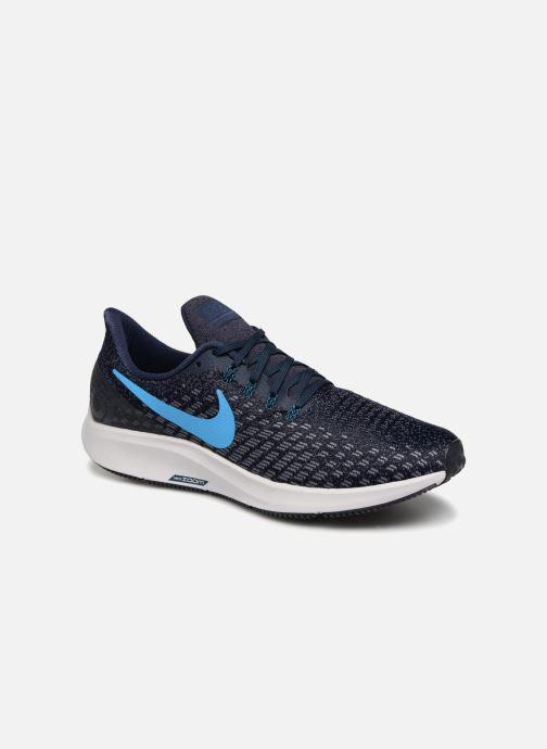 Sportschuhe Nike Nike Air Zoom Pegasus 35 blau detaillierte ansicht/modell