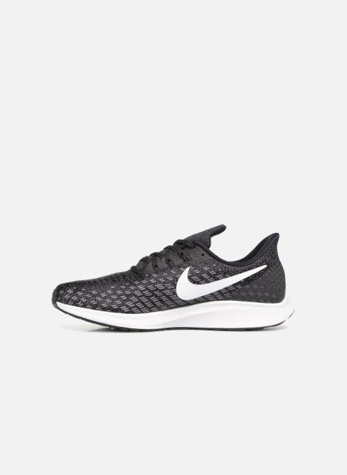 Sportschuhe Nike Nike Air Zoom Pegasus 35 schwarz ansicht von vorne