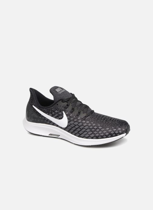 Sport shoes Nike Nike Air Zoom Pegasus 35 Black detailed view/ Pair view