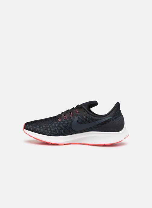 Chaussures de sport Nike Nike Air Zoom Pegasus 35 Noir vue face