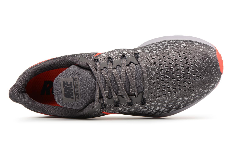 Chaussures de sport Nike Nike Air Zoom Pegasus 35 Gris vue gauche
