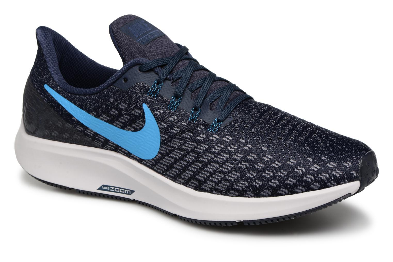 Nuevo zapatos Nike Nike Air - Zoom Pegasus 35 (Azul) - Air Zapatillas de deporte en Más cómodo d83135