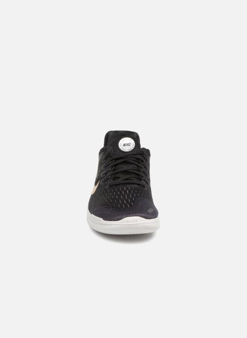 Sportschuhe Nike Wmns Nike Free Rn 2018 schwarz schuhe getragen