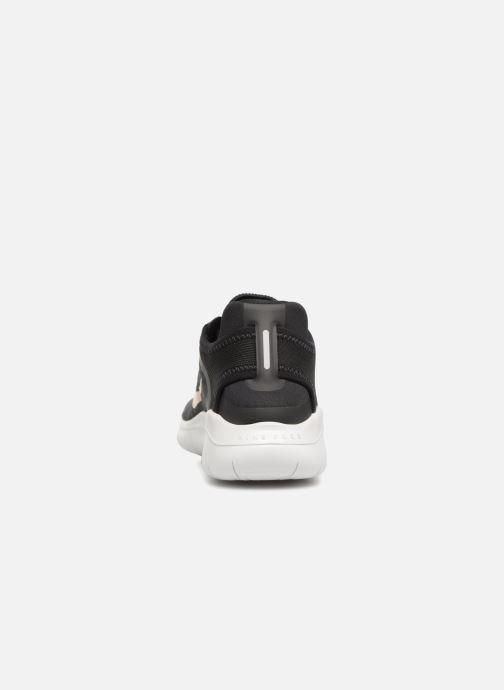 Sportschuhe Nike Wmns Nike Free Rn 2018 schwarz ansicht von rechts