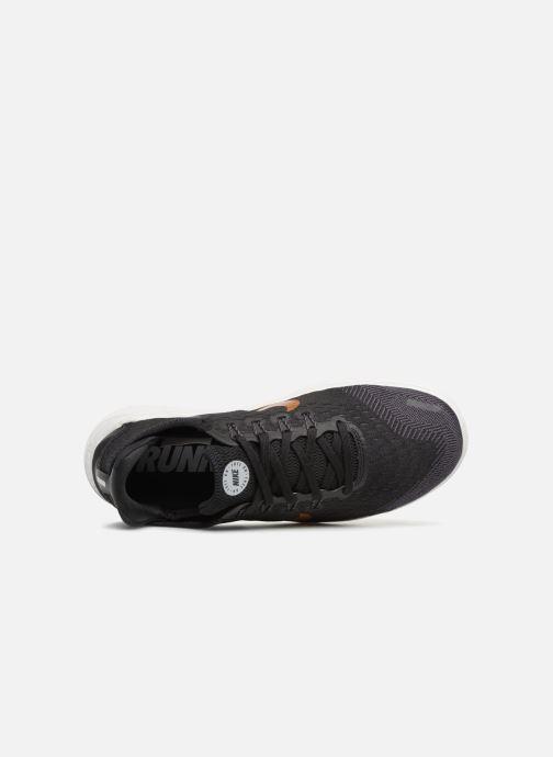 Sportschuhe Nike Wmns Nike Free Rn 2018 schwarz ansicht von links