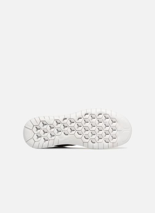 Sportschuhe Nike Wmns Nike Free Rn 2018 schwarz ansicht von oben