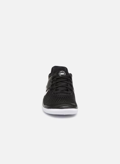 Scarpe sportive Nike Wmns Nike Free Rn 2018 Nero modello indossato