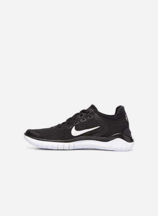 Scarpe sportive Nike Wmns Nike Free Rn 2018 Nero immagine frontale