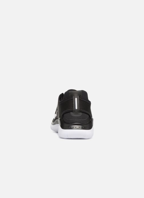 Scarpe sportive Nike Wmns Nike Free Rn 2018 Nero immagine destra