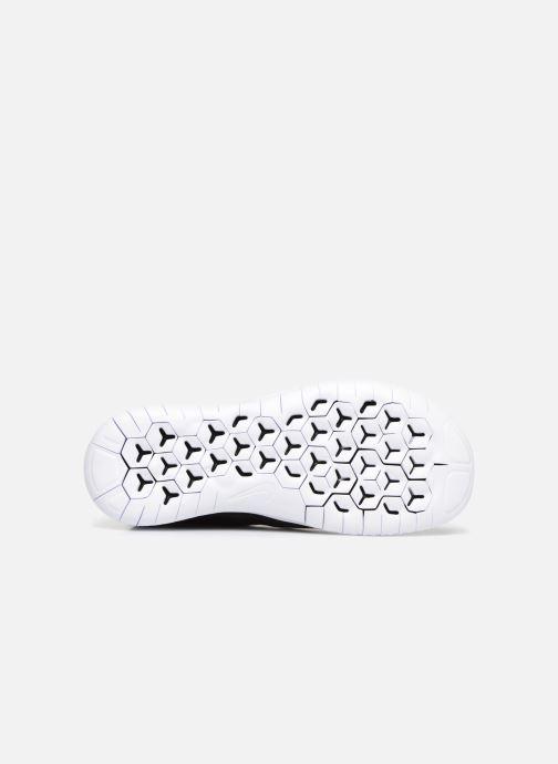 Scarpe sportive Nike Wmns Nike Free Rn 2018 Nero immagine dall'alto