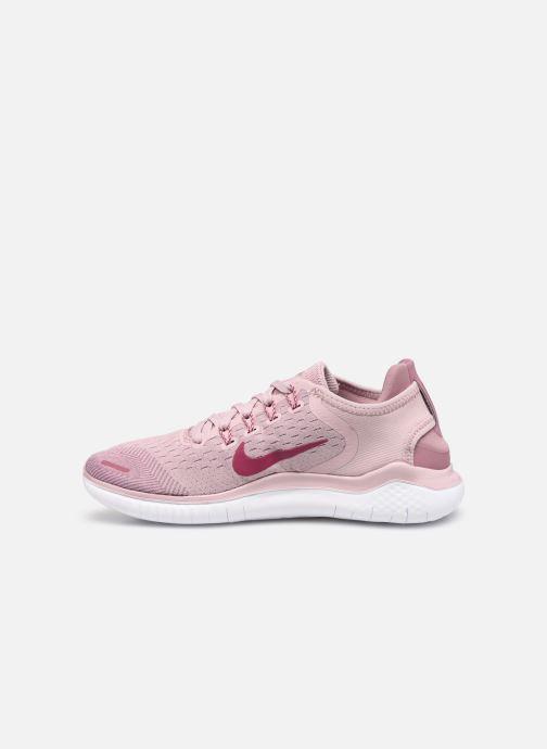 Sportschuhe Nike Wmns Nike Free Rn 2018 rosa ansicht von vorne
