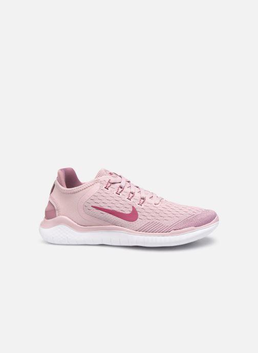 Sportschuhe Nike Wmns Nike Free Rn 2018 rosa ansicht von hinten