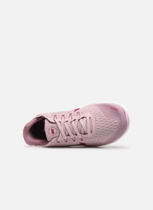 Sportschuhe Nike Wmns Nike Free Rn 2018 rosa ansicht von links
