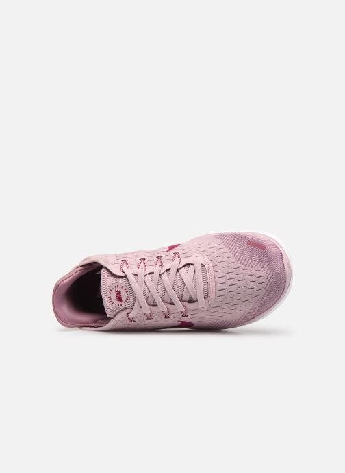 Sportssko Nike Wmns Nike Free Rn 2018 Pink se fra venstre