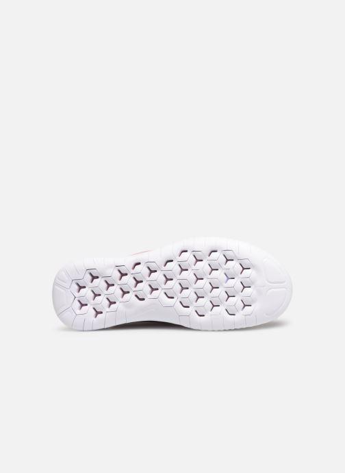 Sportschuhe Nike Wmns Nike Free Rn 2018 rosa ansicht von oben