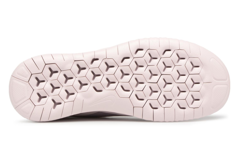 Chaussures de sport Nike Wmns Nike Free Rn 2018 Rose vue haut