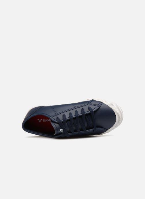 Sneaker Le Coq Sportif Deauville PS Laces Winter Sport blau ansicht von links