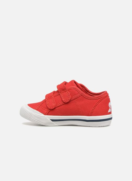 Sneakers Le Coq Sportif Deauville Inf Sport Rood voorkant