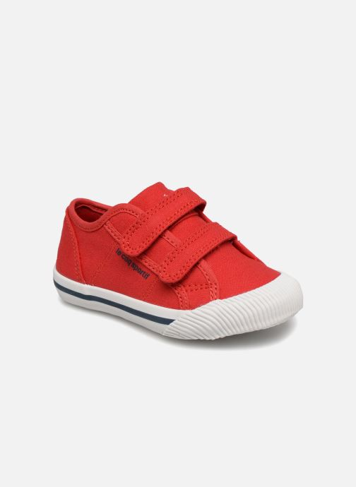 Sneakers Le Coq Sportif Deauville Inf Sport Rood detail