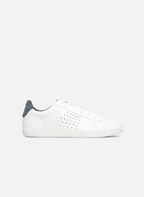 Sneakers Le Coq Sportif Courstet GS Craft Wit achterkant