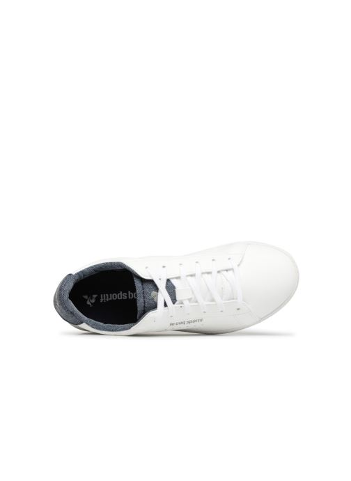 Sneakers Le Coq Sportif Courstet GS Craft Wit links