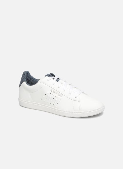 Sneakers Le Coq Sportif Courstet GS Craft Wit detail