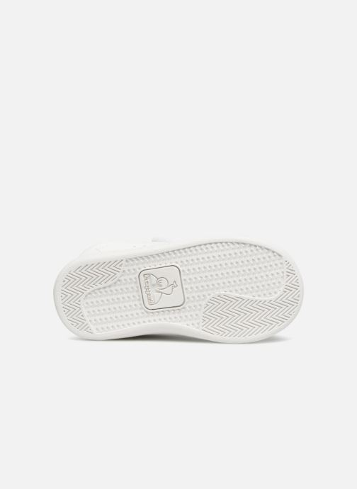 Sneakers Le Coq Sportif Courtset Inf Craft Wit boven