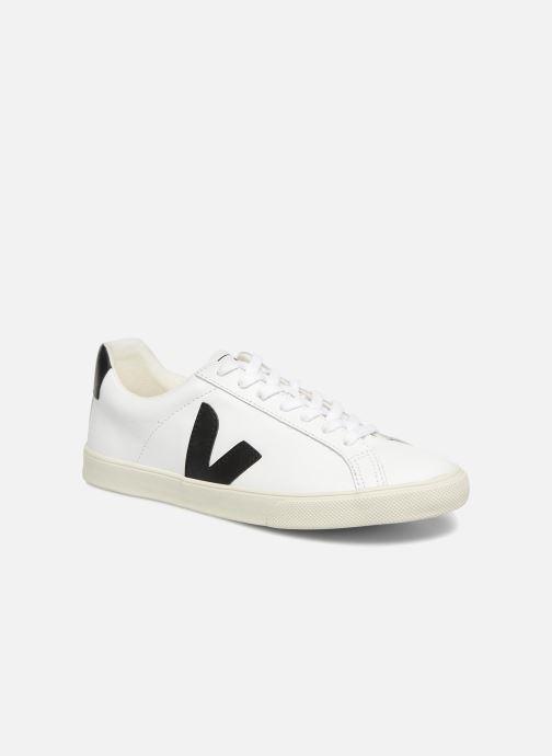 Sneakers Veja Esplar Hvid detaljeret billede af skoene