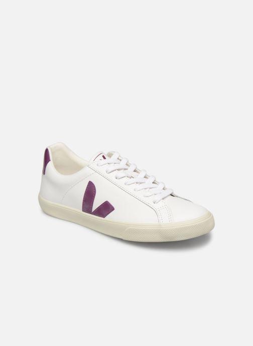 Sneakers Veja Esplar W Vit detaljerad bild på paret