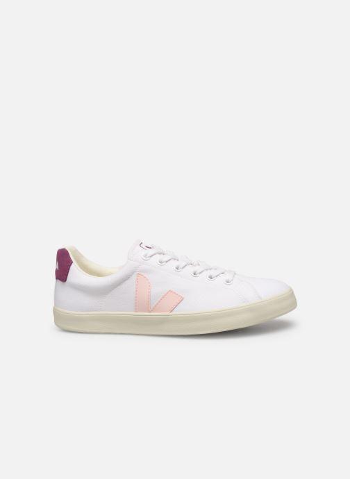 Sneaker Veja Esplar weiß ansicht von hinten