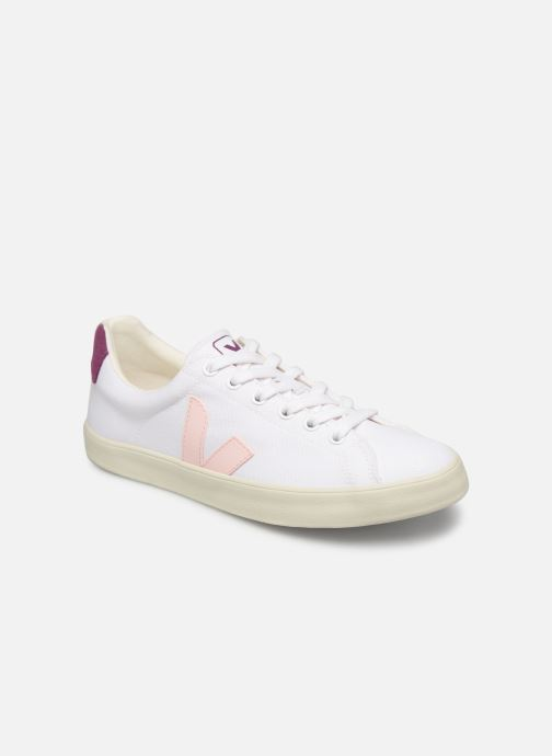 Trainers Veja Esplar W White detailed view/ Pair view