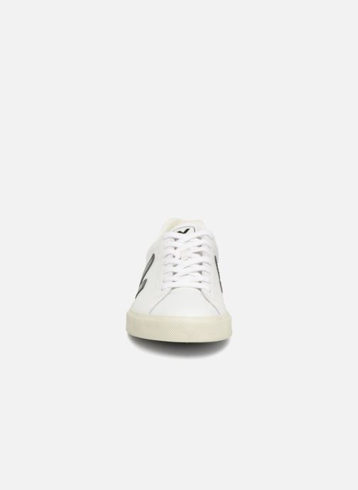 Sneaker Veja Esplar weiß schuhe getragen