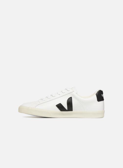 Sneaker Veja Esplar weiß ansicht von vorne