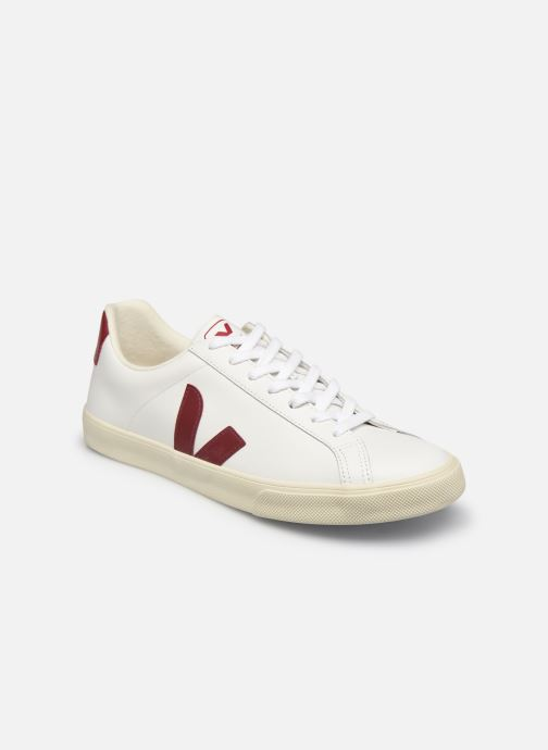 Baskets Veja Esplar Blanc vue détail/paire