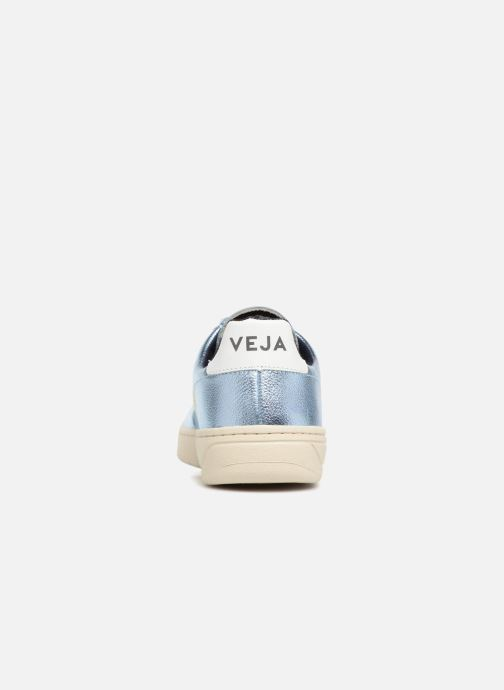 Trainers Veja V-12_Velcro Blue view from the right