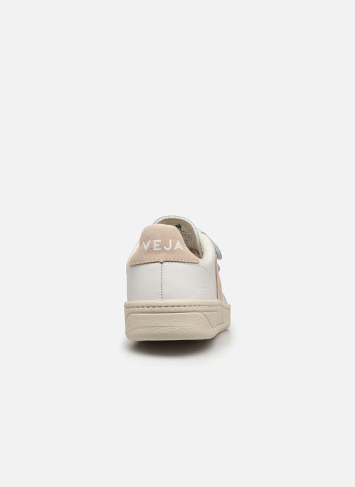 Sneaker Veja V-Lock weiß ansicht von rechts